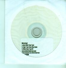 (CX724) Hinterland, Vote With Your Feet - DJ CD