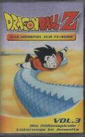 Hörspielkassette-Dragon Ball Z: Vol.3 - Das Hörspiel zur TV-Serie - Koch Records