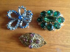 Others Good Condition Vintage Triad Brooch And