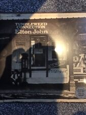 "ELTON JOHN ""TUMBLEWEED CONNECTION"" NEW / SEALED VINYL LP - GATEFOLD SLEEVE"