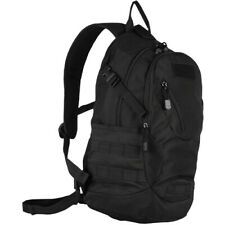 Tactical Scout Day Pack Backpack Back Pack Black Fox 56-111