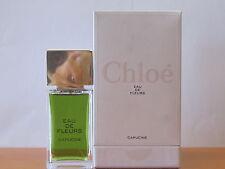 chloe eau de fleurs capucine edc 100 ml women's cologne | ebay