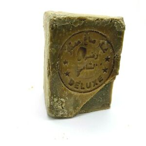 Western Asia Soap 200g Olive Bay Dry Skin Eczema Psoriasis Natural Castile UK 1A