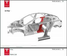 Tesla Model 3 Service Repair Workshop Manual & Wiring Diagrams Digital Download