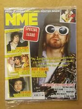 NME SEPTEMBER 8 2012 LIBERTINES ALEX TURNER BOB DYLAN KURT COBAIN RICHEY EDWARDS