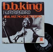 "EP B.B. King  ""Hummingbird"""