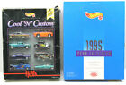 Vintage Hills Hot Wheels LE Collection 1995 Year In Review + 1998 Cool N Custom