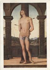 Alte Kunstkarte - Pietro Vanucci - San Sebastian