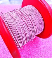 ~100 kHz 2 oz 25//38 Stranding 24 AWG Litz Wire Unserved Single Build