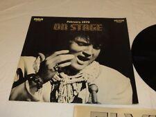 Elvis Presley On Stage February 1970 LSP-4362 rider LP Album RARE Record vinyl