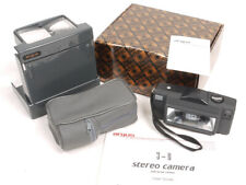 Rare 1995 Argus 3-D Stereo Camera and Print Viewer Kit In Original Box