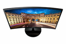 Samsung Curved Monitor C24f390fhu LED LCD Display