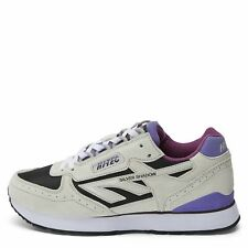 HI-TEC SILVER SHADOW - Ladies Athletic / Fashion Trainers - Sizes UK 8 + UK 4