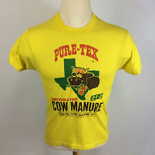 MANURE OCCURETH Mens Tee Shirt Pick Size Color Small 6XL S//S L//S or Sleeveless