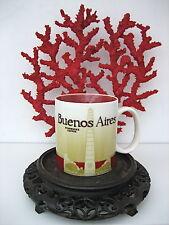 STARBUCKS BUENOS AIRES ceramic COFFEE MUG, 16 oz, New