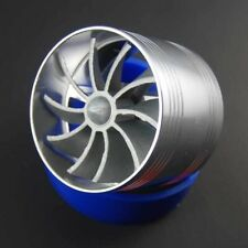 ALUMINUM JET BLADE TURBO SUPERCHARGE INTAKE JDM ECO GAS/FUEL SAVER FAN