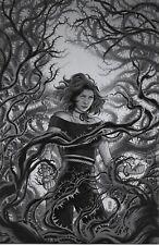 Buffy The Vampire Slayer: Willow #5 Virgin Black & White Variant Cover 2020 Nm