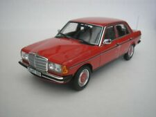 Mercedes Benz 200 W123 1982 Red 1/18 NOREV 183714 New