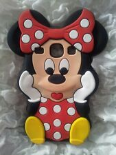 ES- PHONECASEONLINE COVER S MINNIE RED PER SAMSUNG GALAXY DUOS I8260/I8262