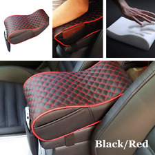 Universal Car Accessories Armrest Pad Cover Center Console PU Leather Cushion