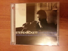 Steve Hackett DoCD:Guitar Noir+There are many sides to the night 2003