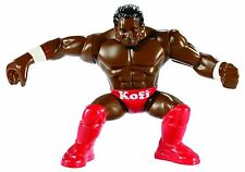 WWE Power Slammers Kofi Kingston Ages 6+ Mattel New Toy Boys Fight Wrestling Fun