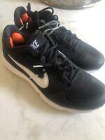 Nike Alpha Huarache Elite 2 Baseball Turf Shoes Navy Men's Size 10 (AJ6877-400)