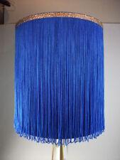 Fabric Art Deco Style Lightshades