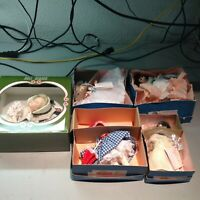 Lot of 4 Vintage Madame Alexander Dolls 531 425 435 437 new in box plus extra