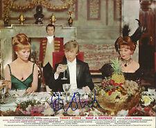 Hand Signed 8x10 orignal Lobby Card TOMMY STEELE Half a Sixpence - Elvis Presley