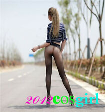 Women Sexy Seamless  Pantyhose smooth Stockings No trace & crotch stealth 0809