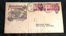 US FDC #782 Arkansas Centennial ; Cachet;  North Little Rock, Ark