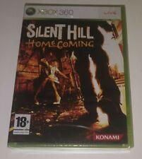 SILENT HILL HOMECOMING XBOX360 NUEVO PRECINTADO NEW SEALED PAL ESPAÑA KONAMI RAR