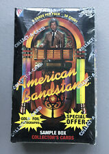 Vtg American Bandstand 1993 Sealed Box of Collector Cards Dick Clark