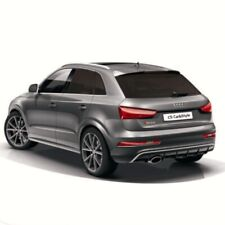 Tönungsfolie passgenau tiefschwarz 95% Audi Q3 2.Generation (F3) 08/2018-