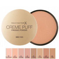 Max Factor Creme Puff Compact Powder - Choose Your Shade