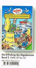 Digedag Mosaikbuch Hegen * Weltraum-Serie Bd 2 Die Erfindung des Digedaniums neu