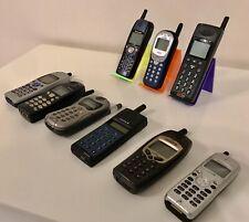 Cellulari Vintage (9 Pezzi, Con Antenna)