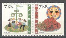 Sweden, 1998 Europa National Festivals (MNH) #1596