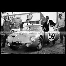#pha.019947 Photo RENE BONNET AERODJET FARJON-LELONG 24 HEURES DU MANS 1964 Car