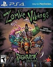 Zombie Vikings - PlayStation 4, New PlayStation 4, PlayStation 4 Video Games