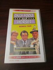Only Fools and Horses Series 2 VHS Double Video Tape Set