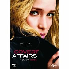 Covert Affairs: Season 3 (DVD) Box Set