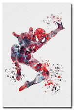 The Amazing Spider Man 2 Art Silk Poster Superhero Movie 13x20inch Home Decor