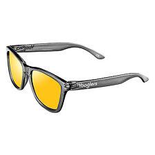 Gafas de Sol Hombre Mujer Polarizadas Vooglers UV400 Lentes Marrones Espejo Gris