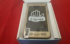 Samsung Galaxy S7 Active SM-G891A At&t  32GB GSM UNLOCK Android Rugged - Gold
