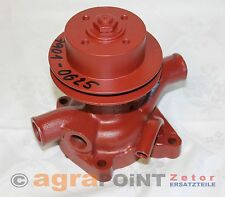 NEW - Zetor - Water pump 7320-7340 - by agrapoint.de 79010625