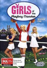 GIRLS OF PLAYBOY MANSION Season 5 : NEW DVD