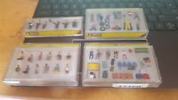 HO OO Gauge NOCH Figures People men women animals Scenery choose from various