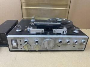 Lomo reel to reel Recorder Ritm-Reporter 25D57 Vintage USSR